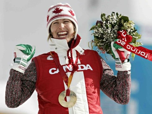 Olympians are coming to lunch! | PowHERlunch Calgary