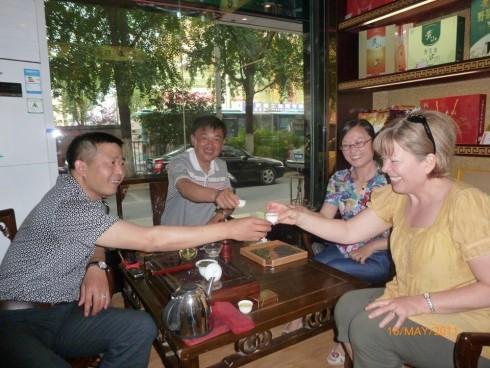 Wendy Weir   Libre Tea Moments  PowHERhouse