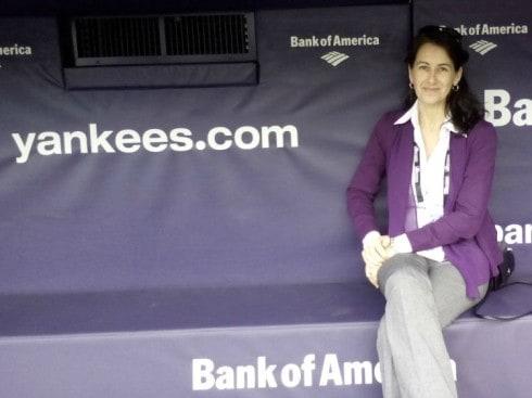Aileen_YankeesDugout resized