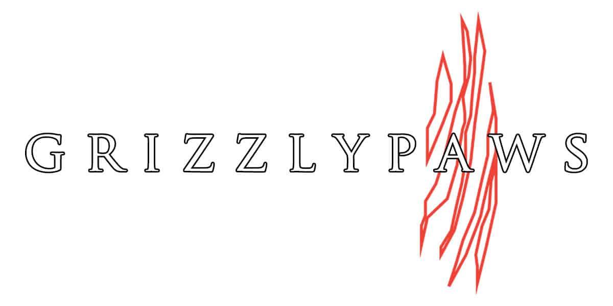 Grizzlypaws Logo