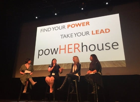 PowHER TV Launch Party review, featuring Dream, Girl screening
