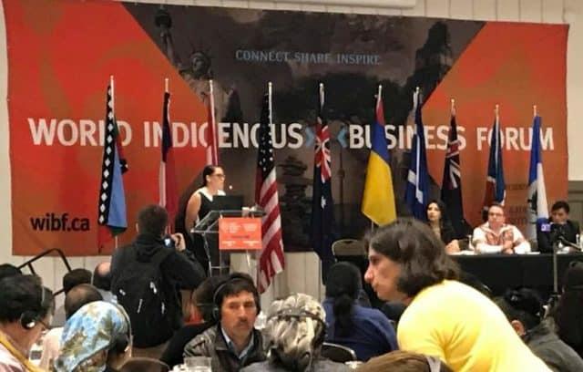 Carol Anne Hilton Transformation International Indigenomics