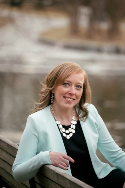 Corina Walsh, Authentic Leadership Activator and Builder of Compelling Workplace Cultures