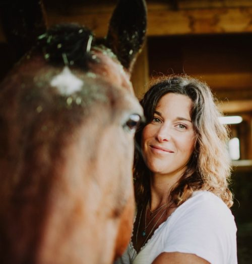 Tracy Gray, Connection Coach & Equine Educator