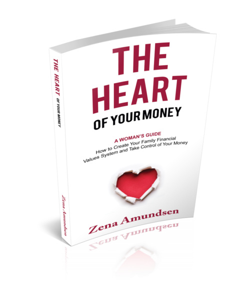 PowHERreads | The Heart of Your Money by Zena Amundsen