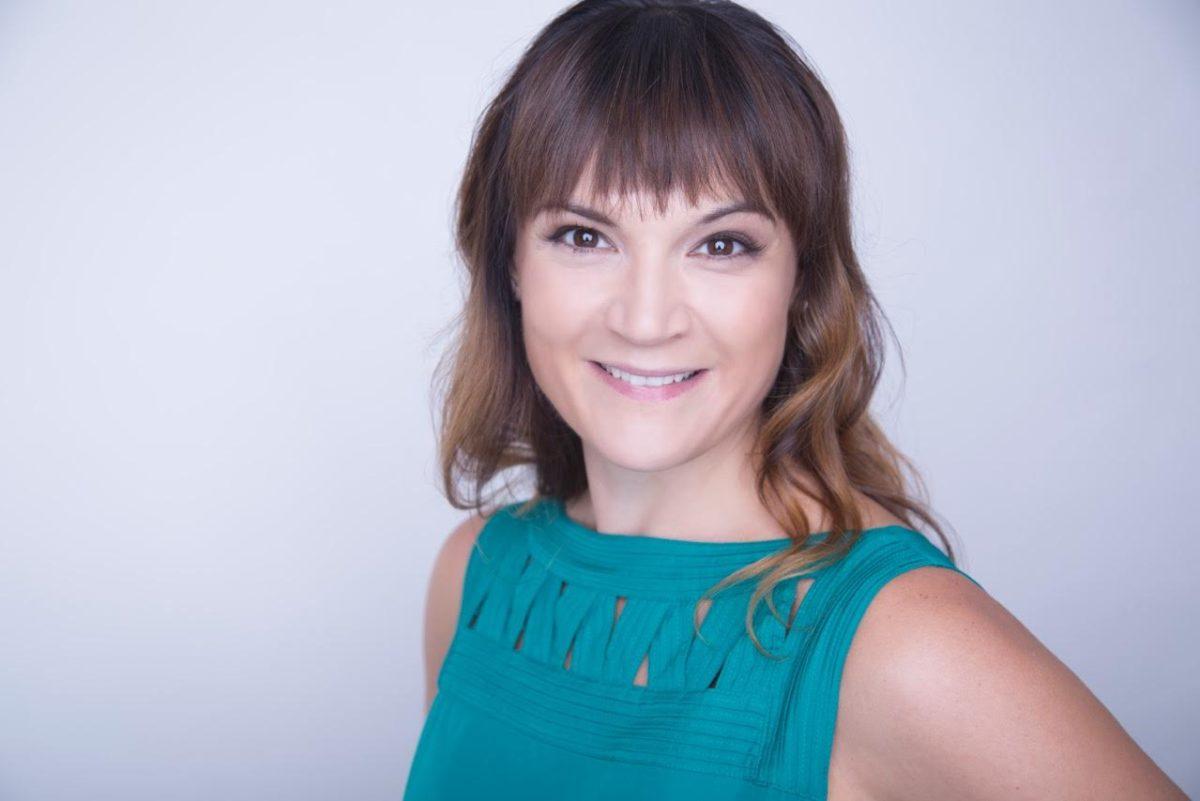 PowHERlunch Calgary |  Announcing Erin Thorp