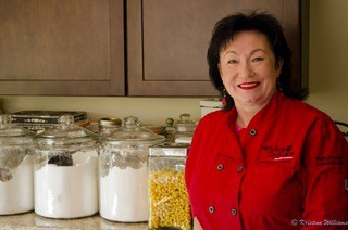November 23 PowHERhour Reception |  Announcing Executive Private Chef Shirley Lang of Kitchens of Distinction Culinary Arts Ltd.