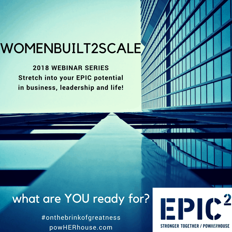 womenbuilt2scale webinar series NEW