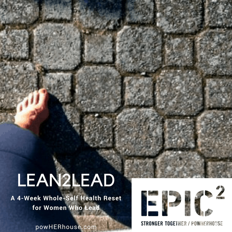 LEAN2LEAD | Whole-YOU Health Reset for Leader Wellness