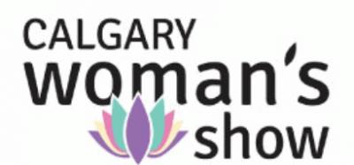 Calgary Womans Show logo