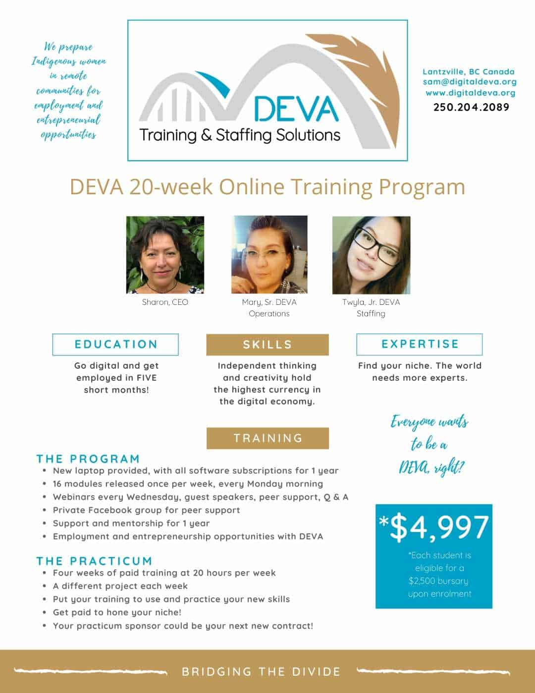 DEVA Brochure Training (Large)