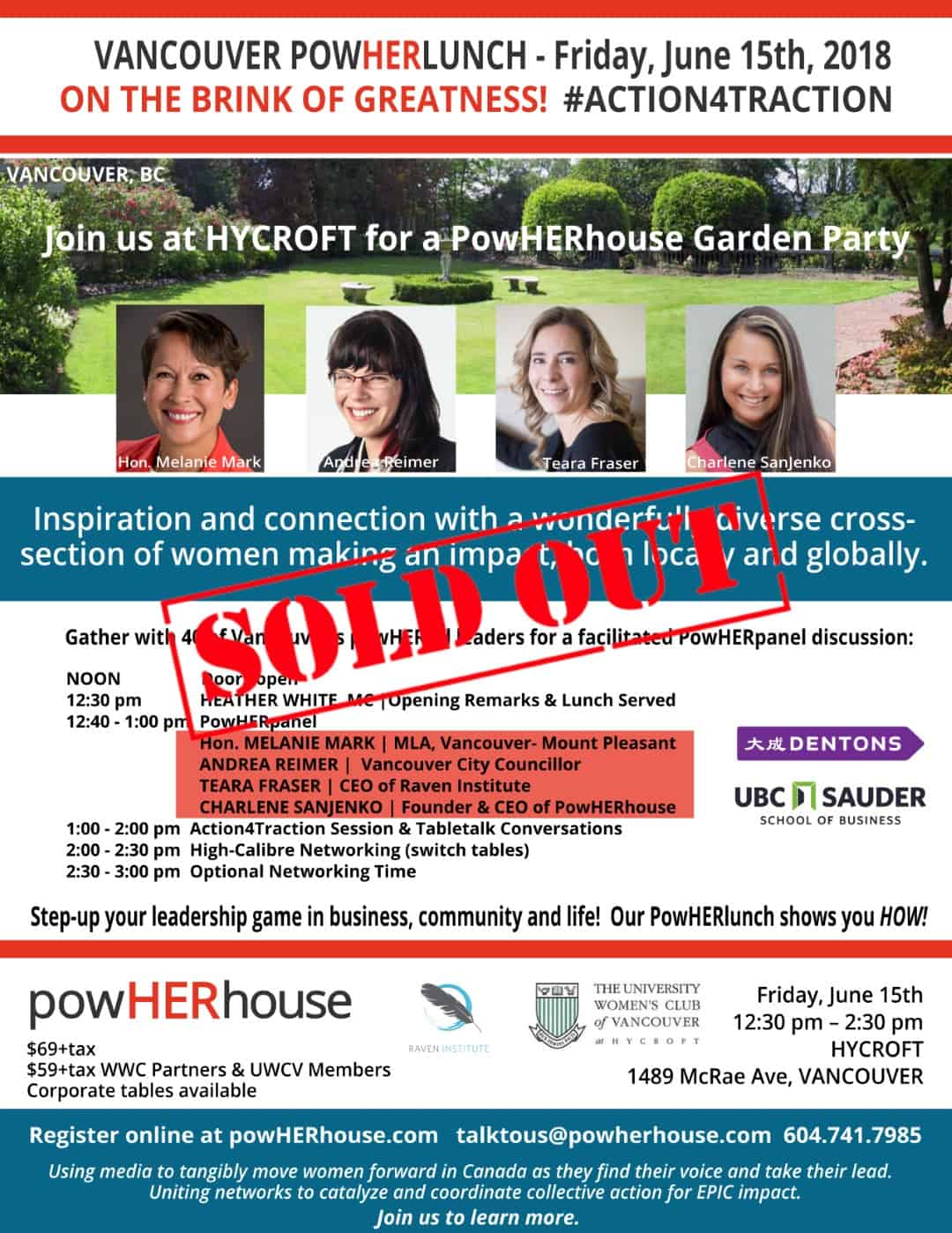 PowHERhouse Lunch VANCOUVER JUNE 15 2018 12 SOLD OUT (Large)