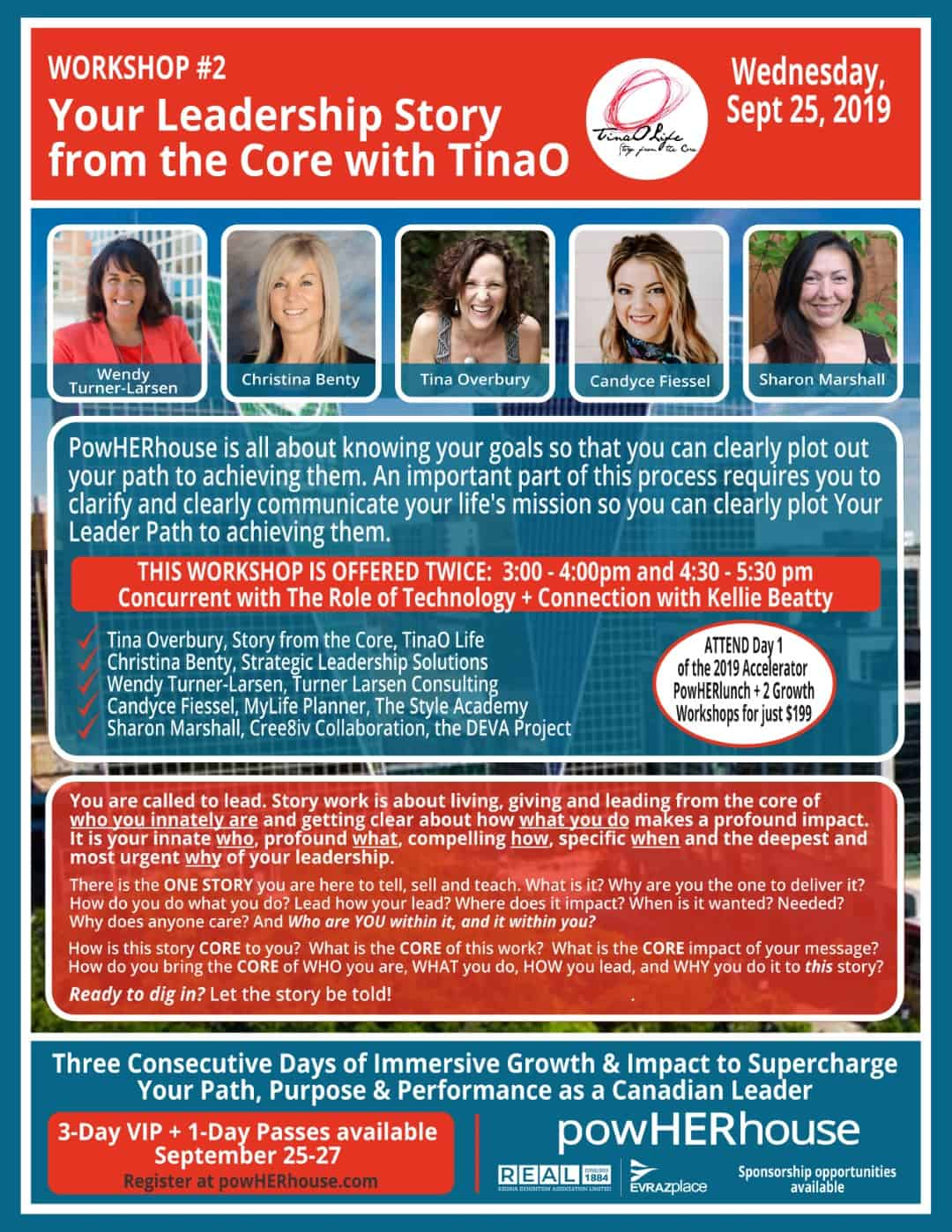 Core Story Workshop Flyer 8 (Large)