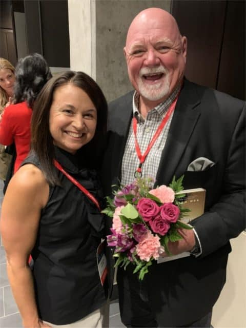 Char with Jim Hopson, SaskPower Board (Medium)