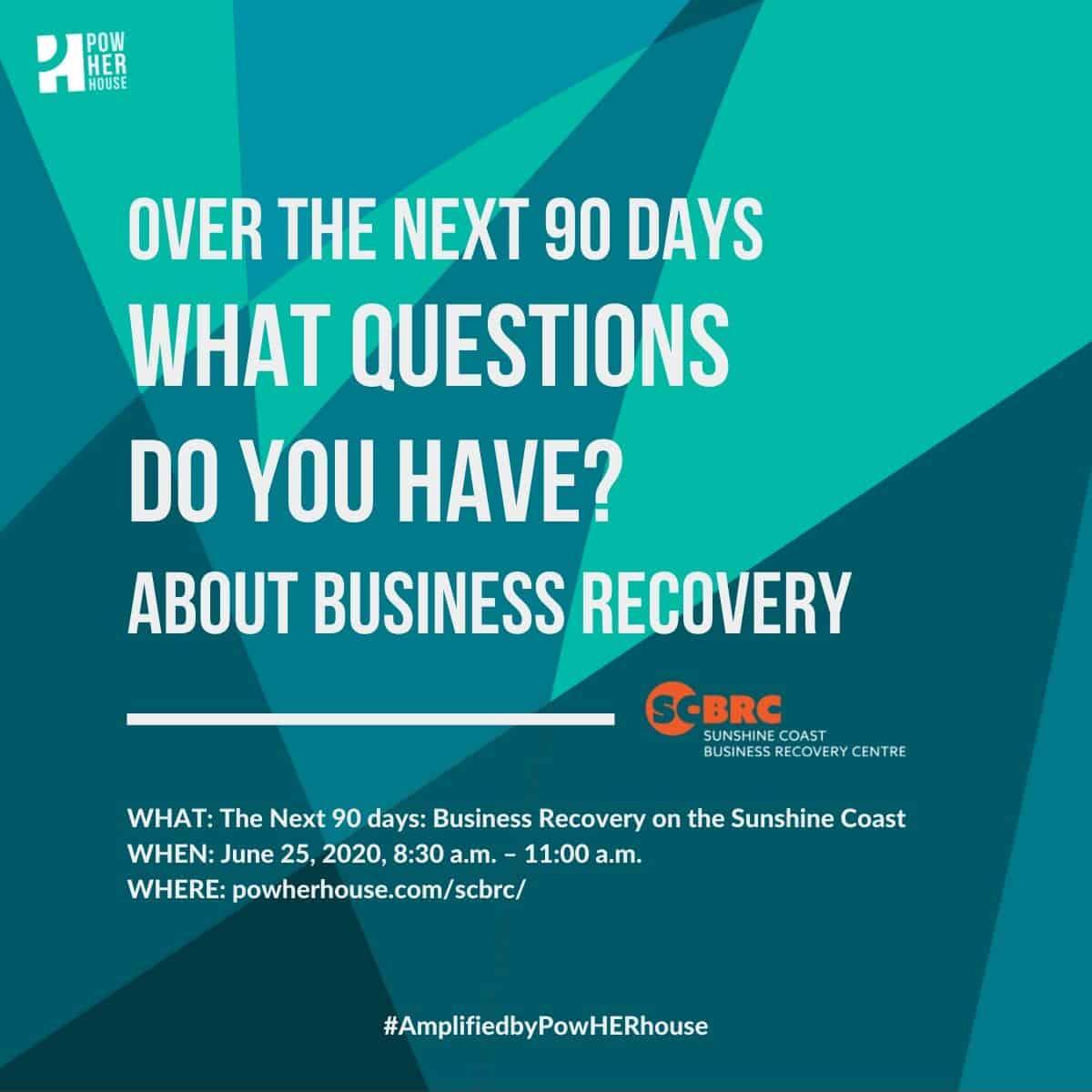 SC Business Forum - questions