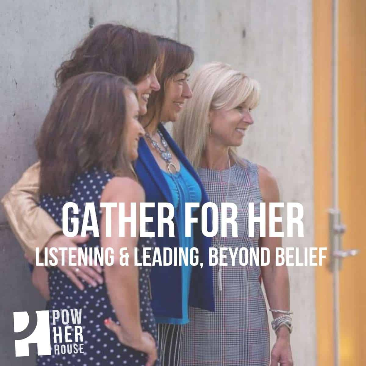 gather for her
