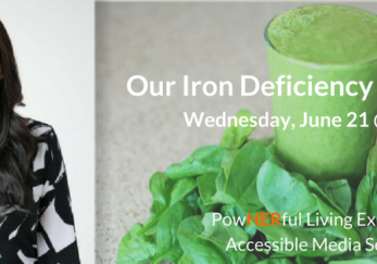 Our Iron Deficiency Epidemic